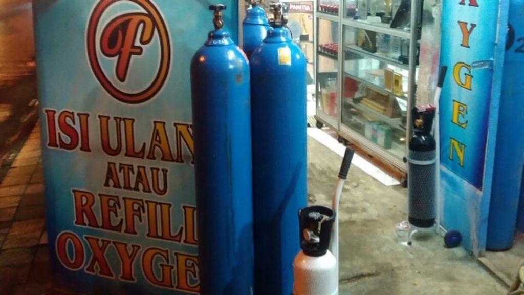 isi ulang oksigen di Bekasi