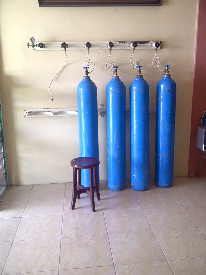 Isi Ulang Oksigen di Yogyakarta