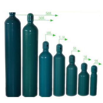 tekanan tabung oksigen