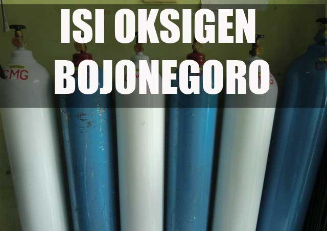 isi ulang oksigen di bojonegoro