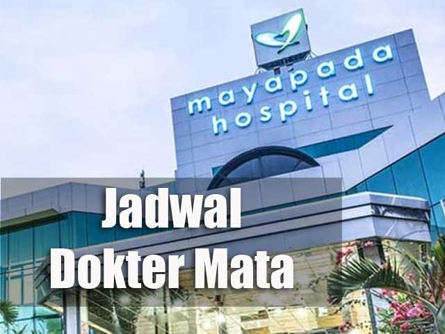 jadwal dokter mata RS Mayapada