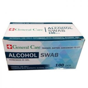 alcohol swab general care