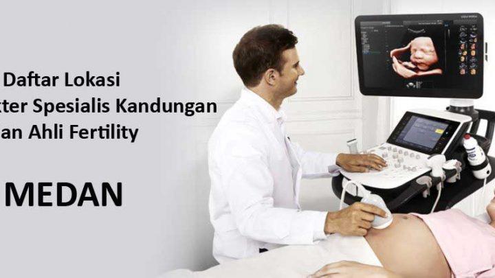 klinik dokter spesialis kandungan di Medan