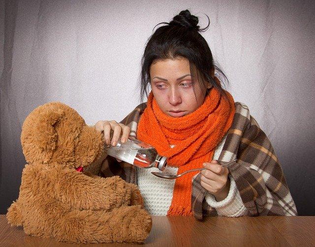 pencegahan flu