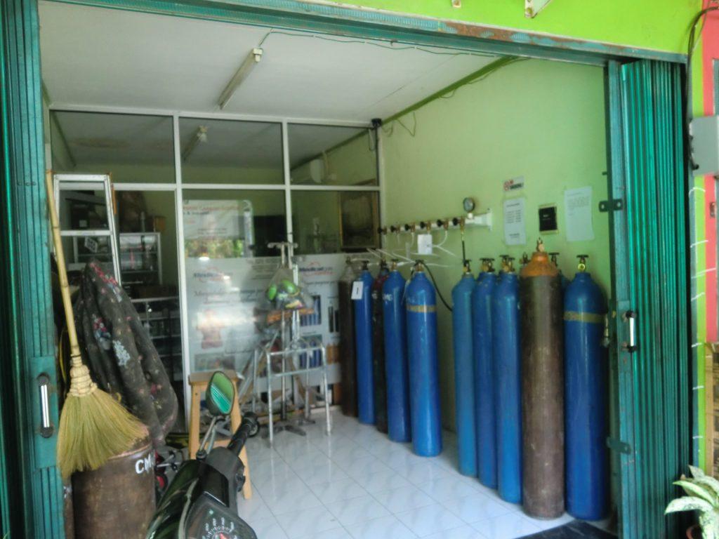 Cari Isi Ulang Oksigen di Bandung