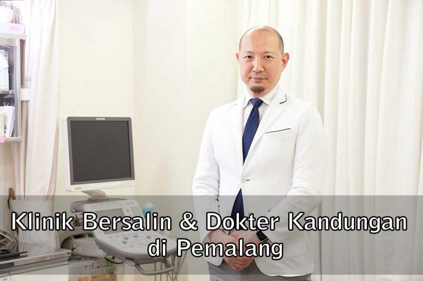dokter spesialis kandungan di Pemalang