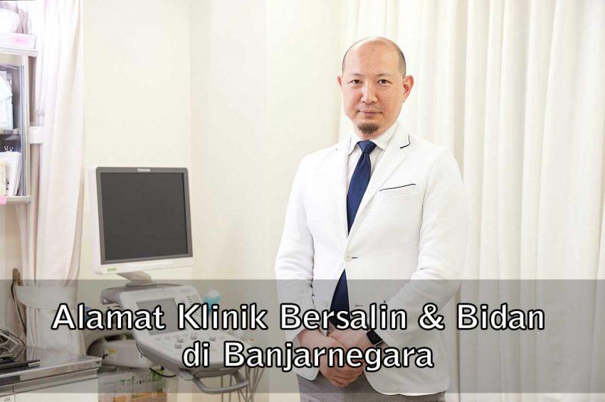 klinik bersalin di Banjarnegara